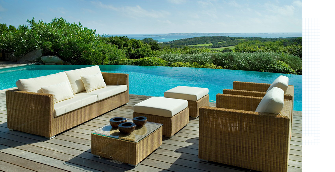 Home for Low maintenance outdoor furniture