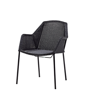Breeze stack chair