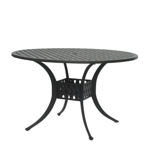 Nassau outdoor round table