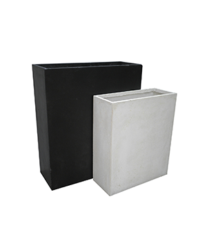 Metrolite divider trough