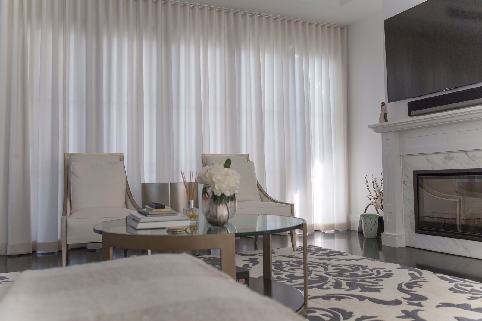Merewether Home - Curtains & Blinds